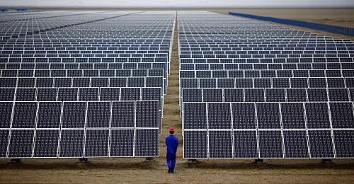 Pin Mặt Trời có khả năng tái tạo ánh sáng